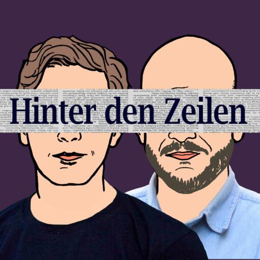 Episoden Cover des Podcasts Hinter den Zeilen